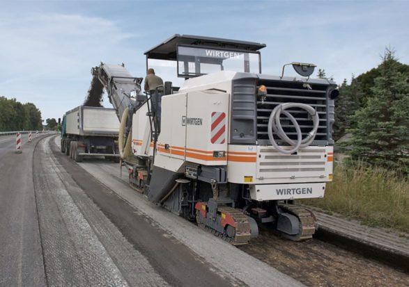 Macchine per lavori stradali e di edilizia