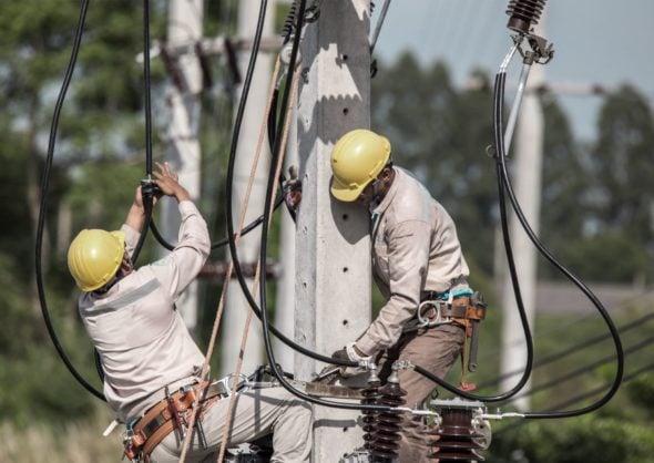 Impianti distribuzione energia elettrica in media e bassa tensione